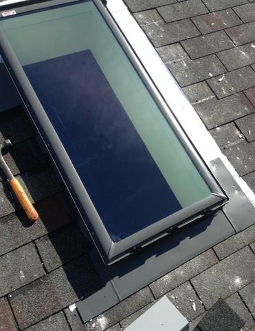 Frankfort,  IL, Skylight replacement