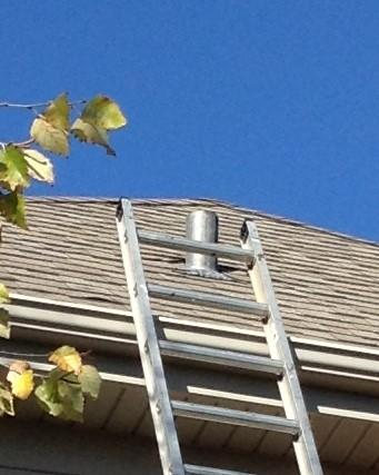 Lead Plumbing Flashing Replacement, Frankfort, IL - After Photo