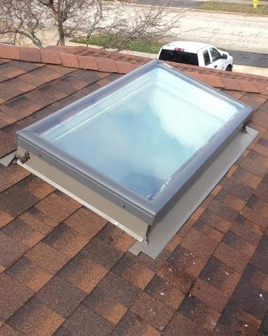 Skylight Replacement in Orland Park, IL - After Photo