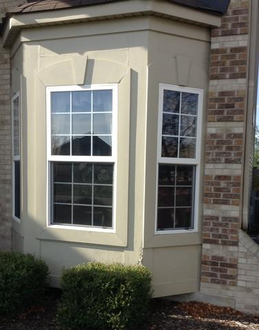 Window Wrap Replacement in Plainfield, IL - Before Photo