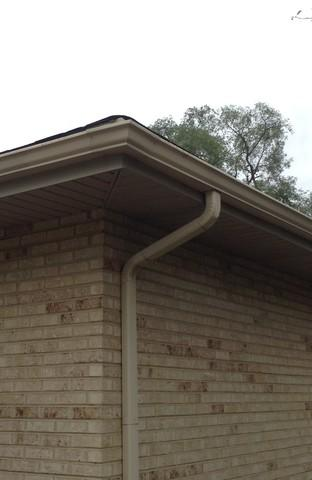 Gutter Pitching in Orland Park, IL