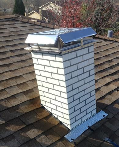 Chimney resurfacing in Darien, IL