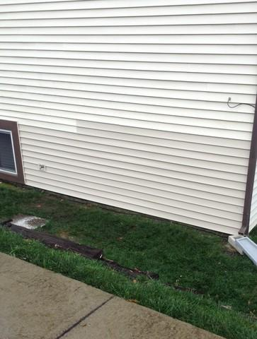 Woodridge, IL siding repair