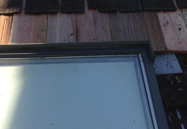 Cedar Shake Roof Repair