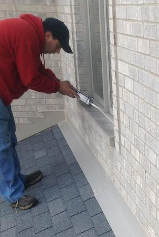 Caulking repair in Frankfort, IL - After Photo