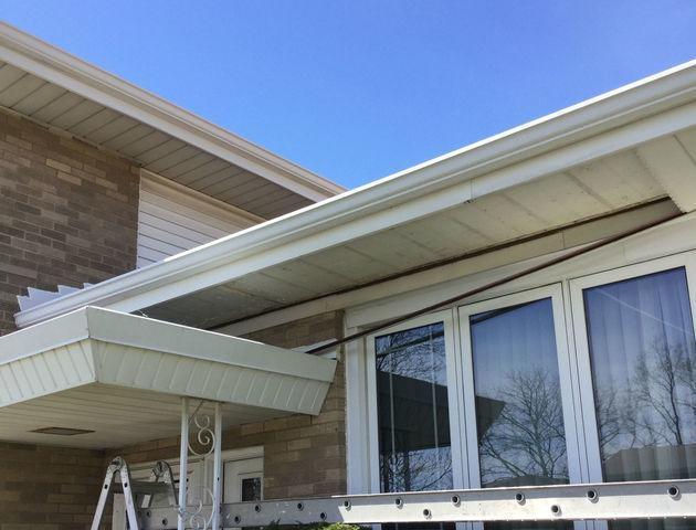 Soffit Repair in Evergreen Park, IL