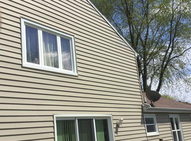 Repaired Siding in Shorewood, IL