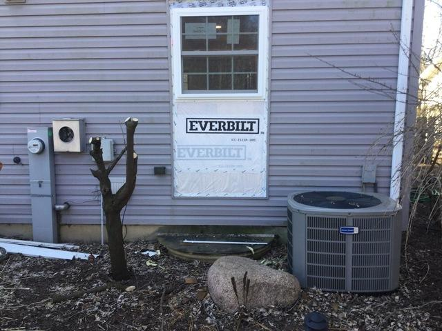 Siding Addition in Naperville, IL
