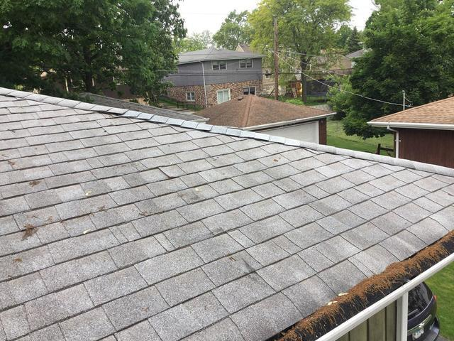Ridge repair in Hickory Hills, IL