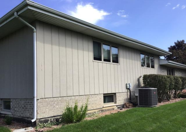 Vertical to horizontal Siding Replacement in Lemont