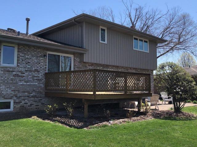 Azek Deck Installation in Orland Park, IL