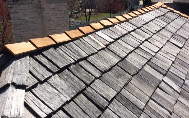 Cedar shake repair in Palos Heights, IL