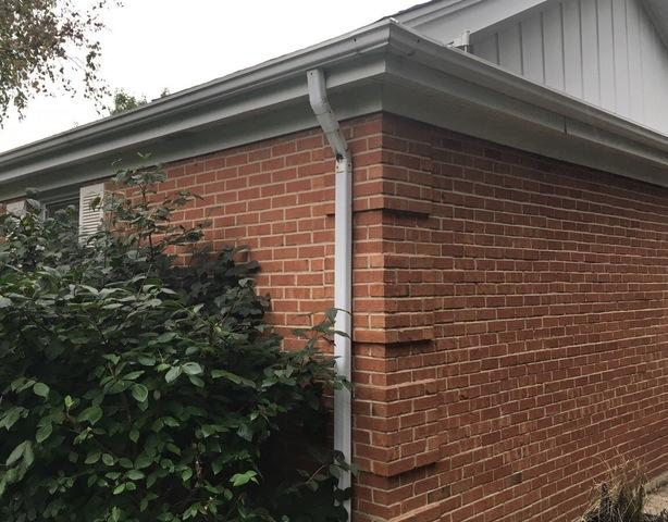New gutters in Naperville, IL