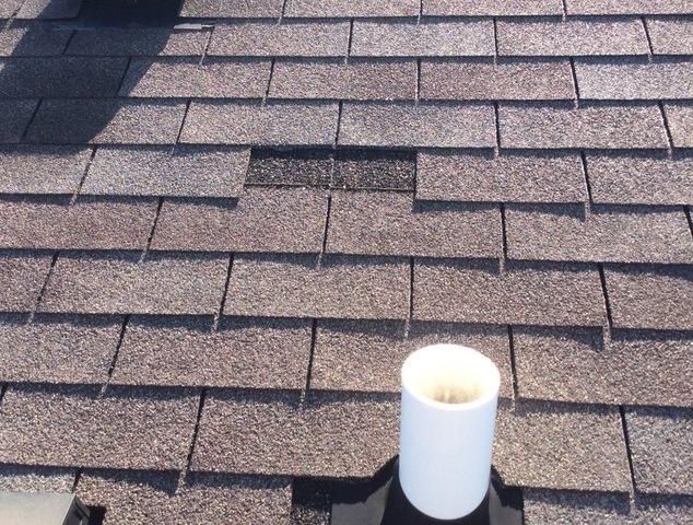 Roof repair in Tinley Park, IL
