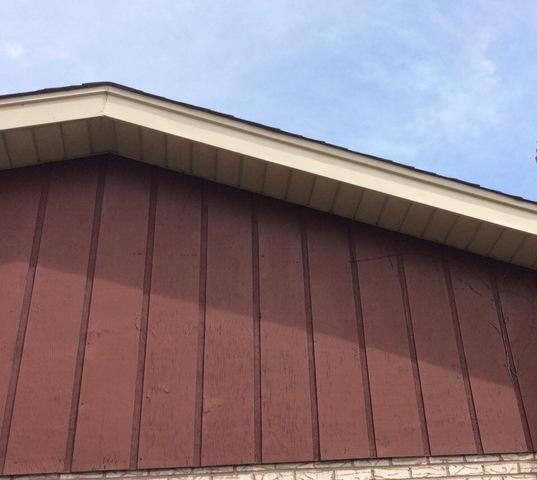 Soffit and Fascia repair in Orland Park, IL