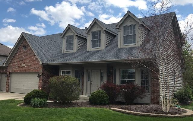 Roof and gutter replacement in Naperville, IL