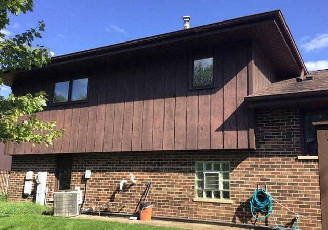 Installation of Vinyl Siding in Orland Park