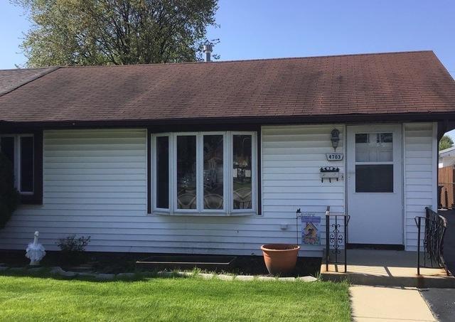 Malarkey roof install in Hometown, IL