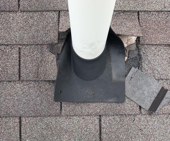 Roof leak repair in Plainfield, IL
