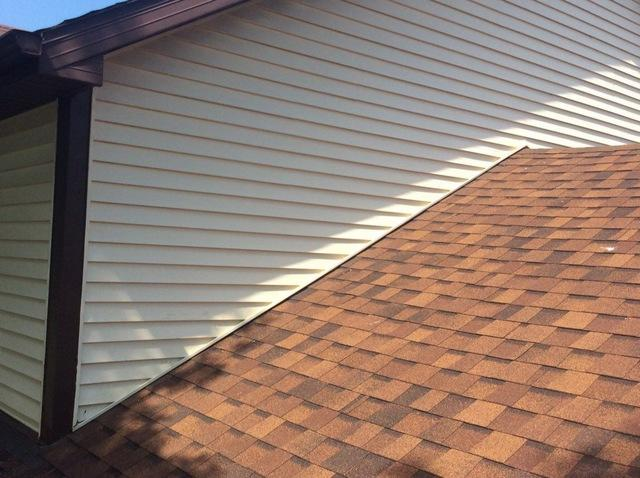 Roof leak in New Lenox, IL