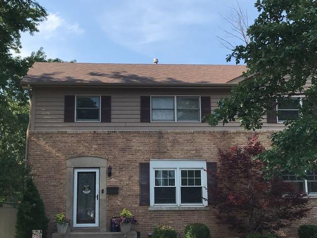 New roof install in Oak Lawn, IL