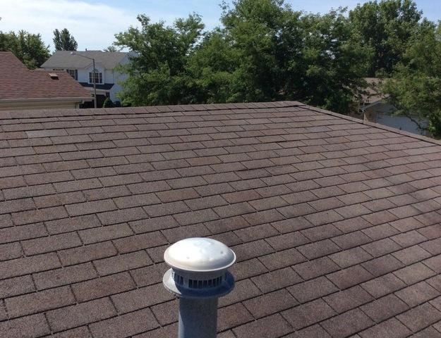 Repairing a roof in Lockport, IL