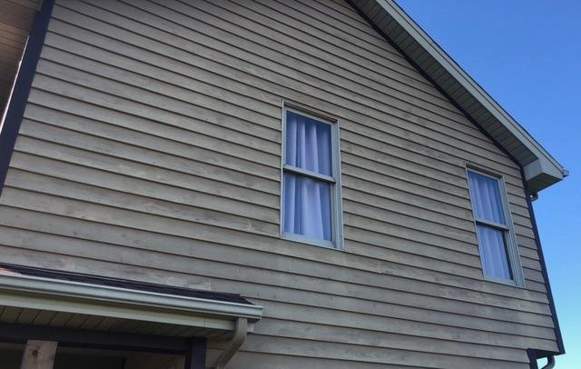 James Hardie Siding install in Frankfort, IL