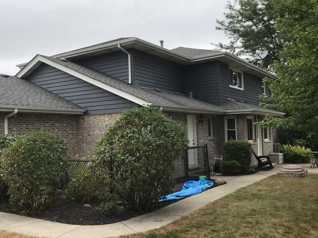 Replacing siding in Tinley Park, IL