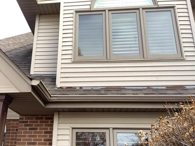 Counter flashing repair in Orland Park, IL