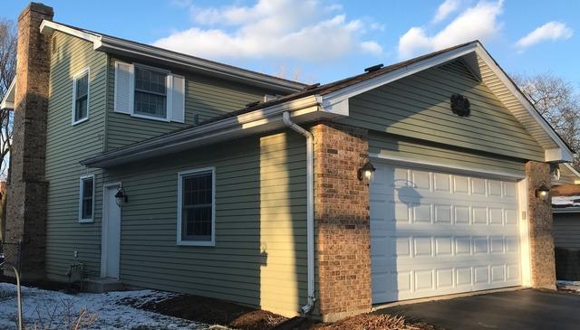 Full Replacement of Roofing, Siding, and Gutters in Wheaton