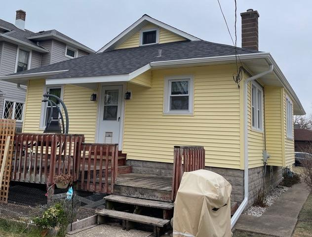 Siding Project in Joliet