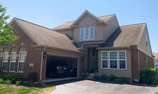 Hail Damage New Roof in Orland Park, IL