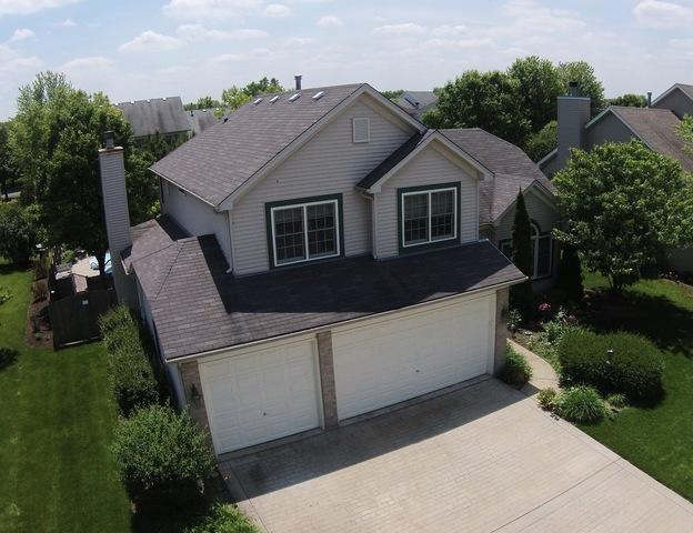 Plainfield IL Roof Replacement due to Hail Damage