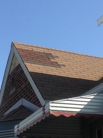 Evergreen Park IL Roof Shingle Repair