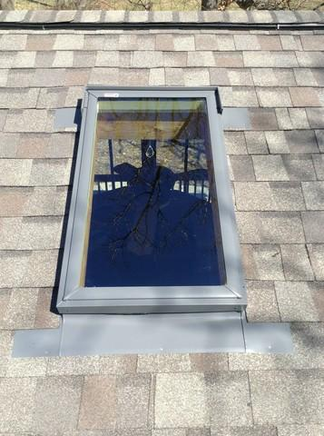Skylight Replacement project