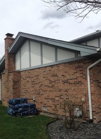 Siding Replacement Project in Orland Park IL