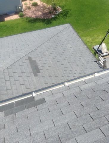 Frankfort IL Roof Repair Job