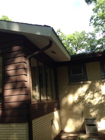 Palos Park IL Fascia Board Replacement - After Photo