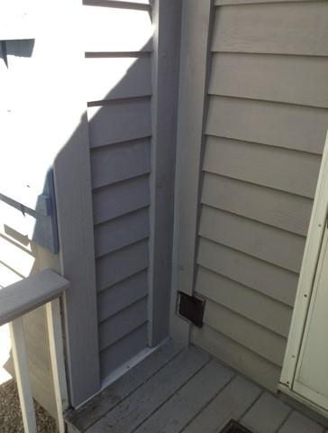 Frankfort IL Siding Repairs - After Photo