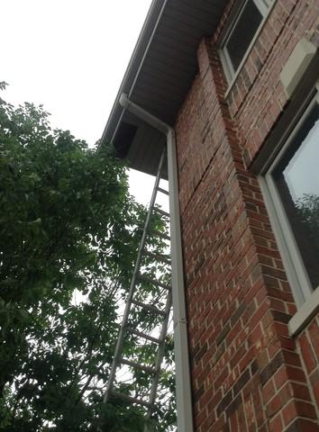 Chicago Ridge Soffit Repair