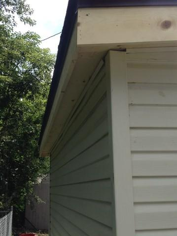 Orland Park IL Fascia and Gutter Installation & Roof Replacement