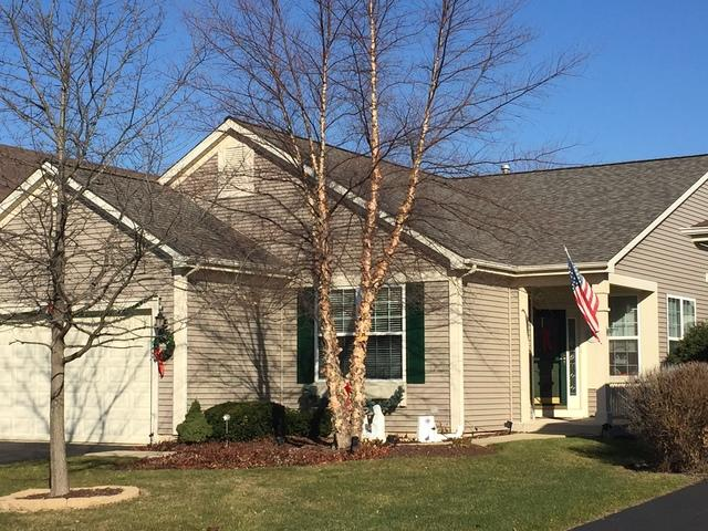 Hail Damage Roof Replacement in Crest Hill IL