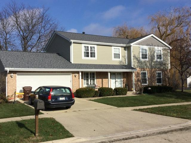 Siding, Roofing, Soffit, Fascia, Gutter Project in Frankfort IL