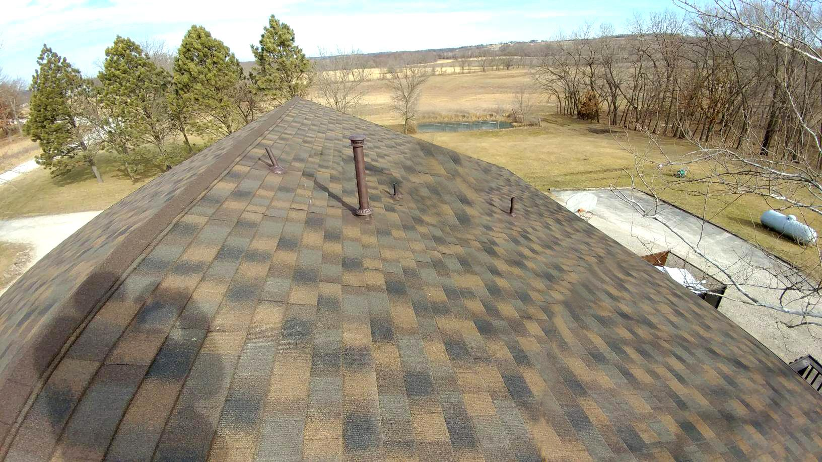 Roof Replacement in Tonganoxie, Kansas - After Photo