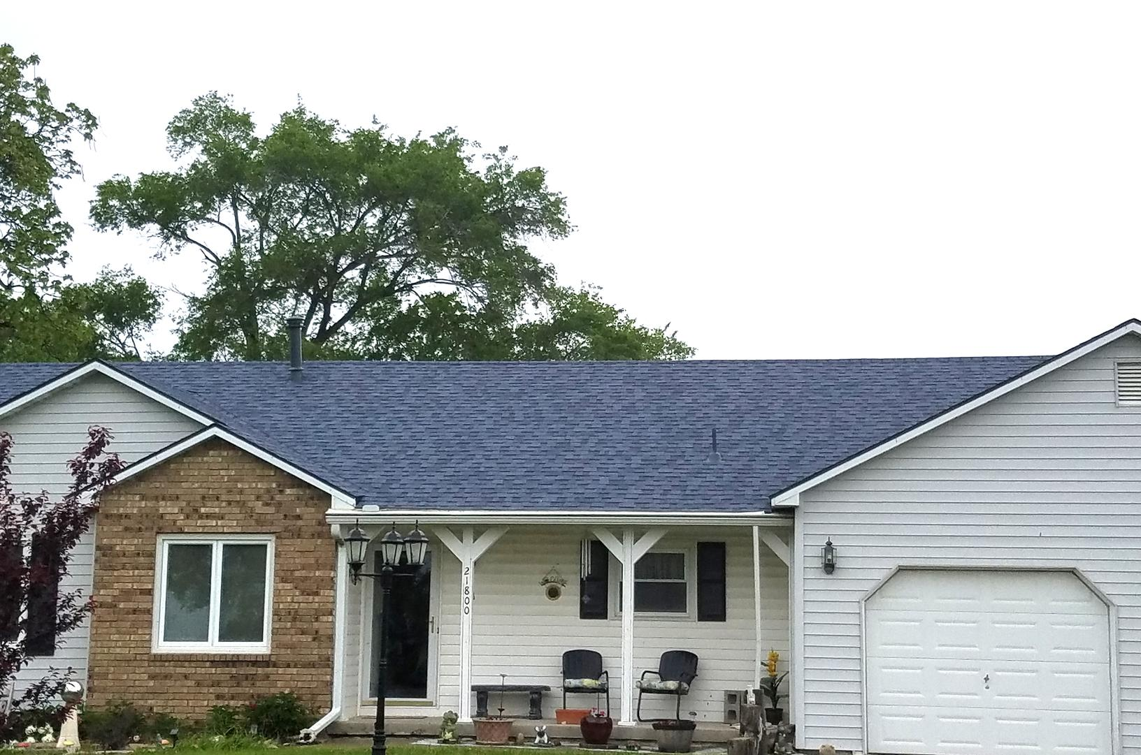 Roof replacement in Harrisonville, MO - After Photo