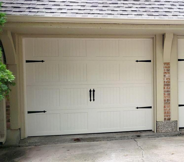 CHI Garage Doors Installed at Prairie Village, KS Home - After Photo