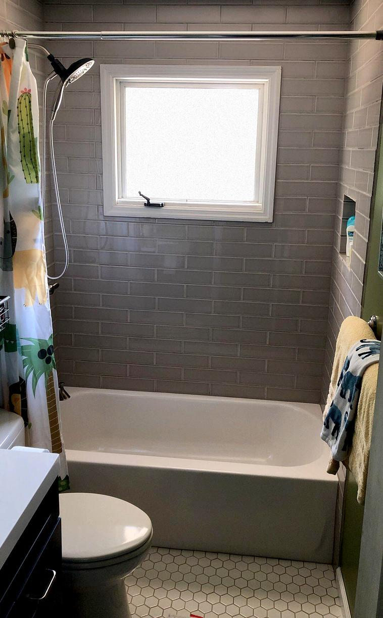 Bathroom Remodel in Leawood, KS - After Photo