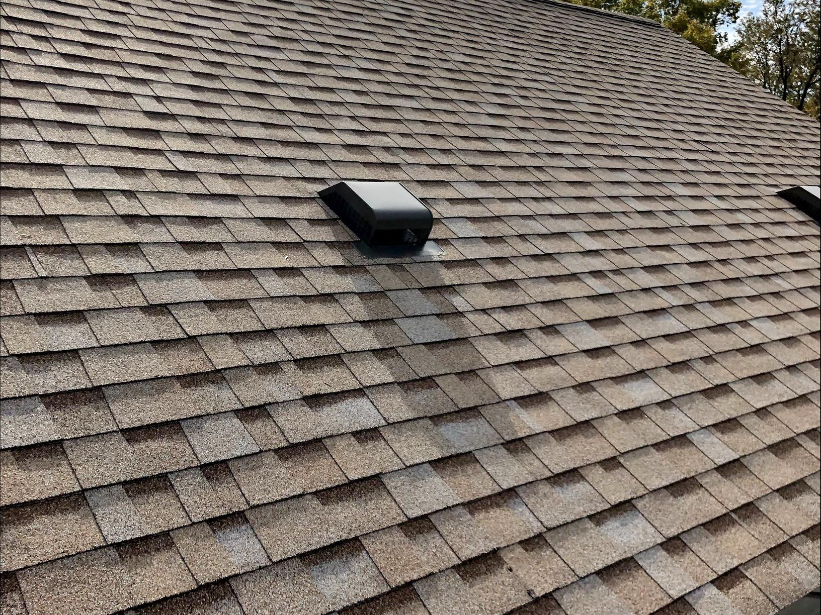 Roof Replacement for Tonganoxie, KS Home - After Photo