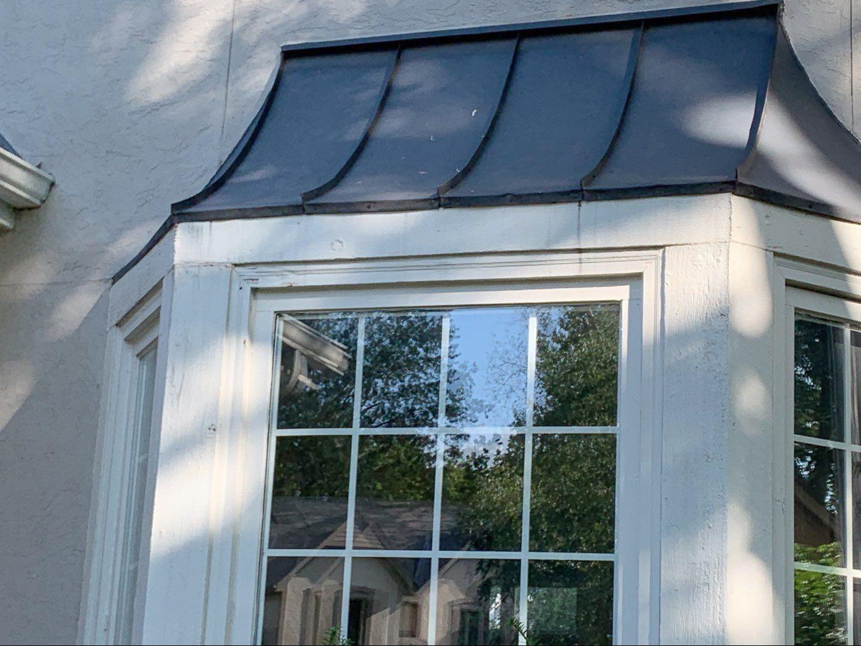 Casement Windows Installed in Overland Park, KS - Before Photo