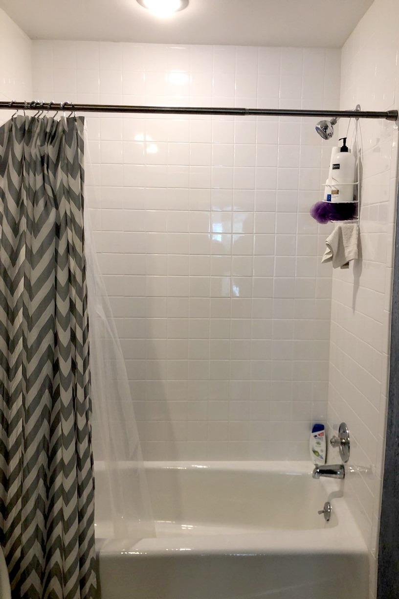 Bathroom Tile Installed in Leawood, KS Home - After Photo